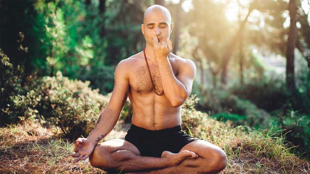 Exercice respiration pranayama